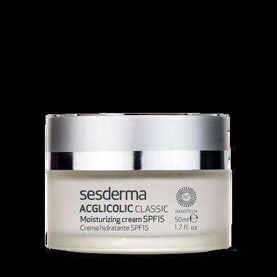 ACGLICOLIC Classic crema hidratante SPF 15