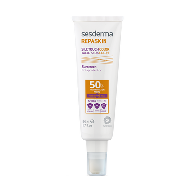REPASKIN Facial L SPF50 T.Seda+Color