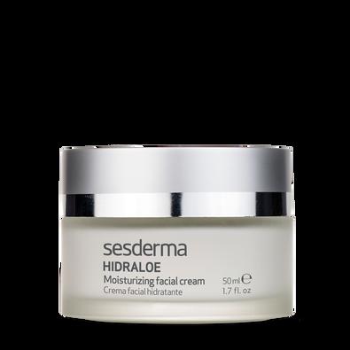 HIDRALOE Crema facial hidratante