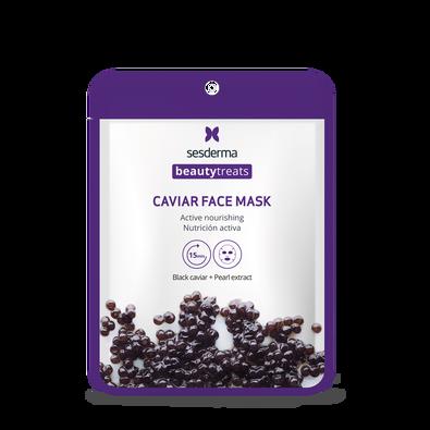 BEAUTY TREATS Máscara Facial Wonder Ingredients Caviar