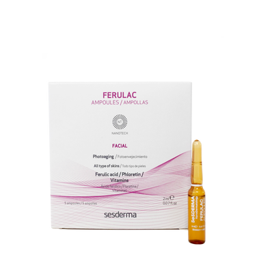 FERULAC Liposomal Ampoulles