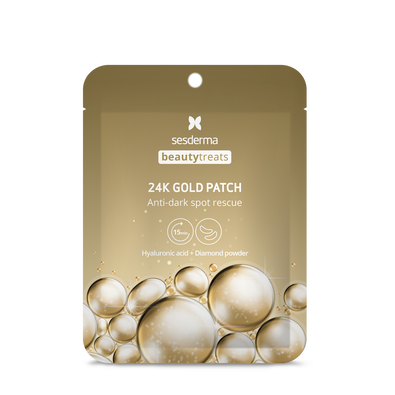 Eye contour patches 24k gold