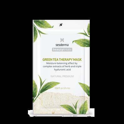 Máscara facial hidratante Green Tea Therapy Mask