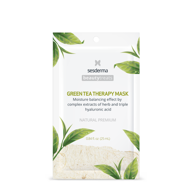 Moisturising Green Tea Therapy Mask