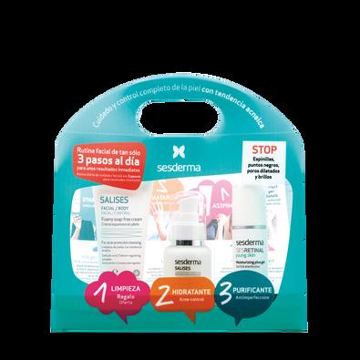 SALISES Anti-Acne Pack