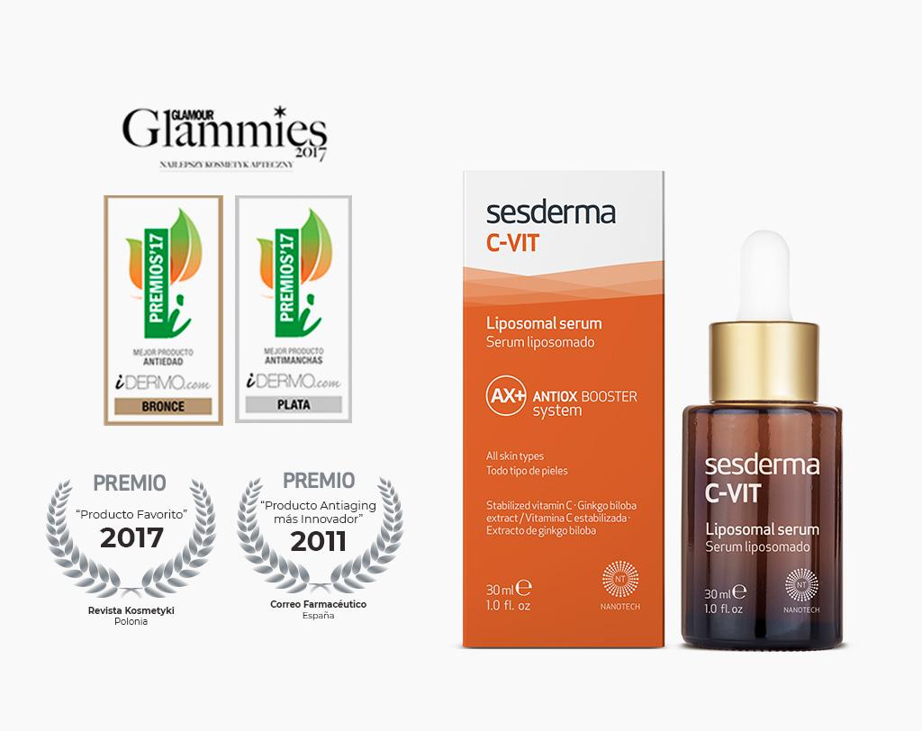 C-VIT Liposomal Serum