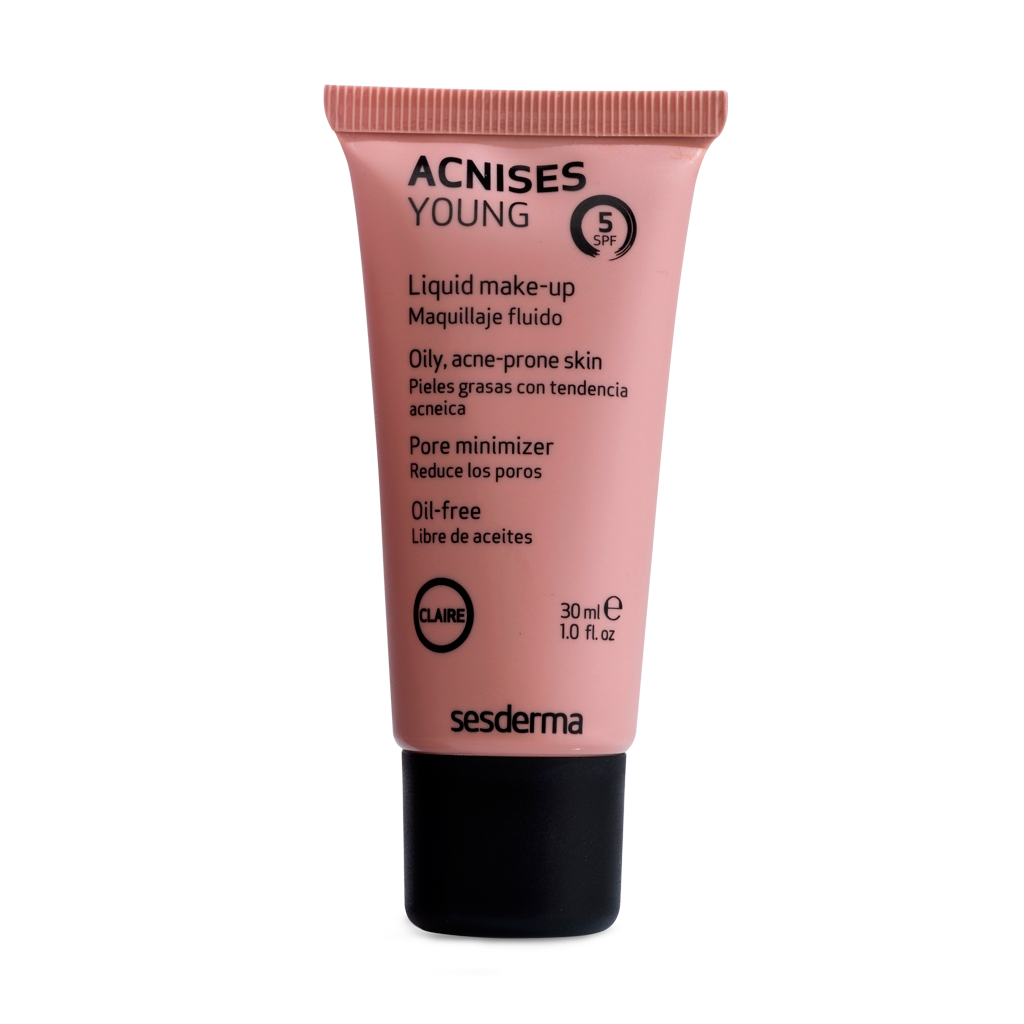 ACNISES YOUNG OIL FREE MAKE UP CLAIRE 30ML