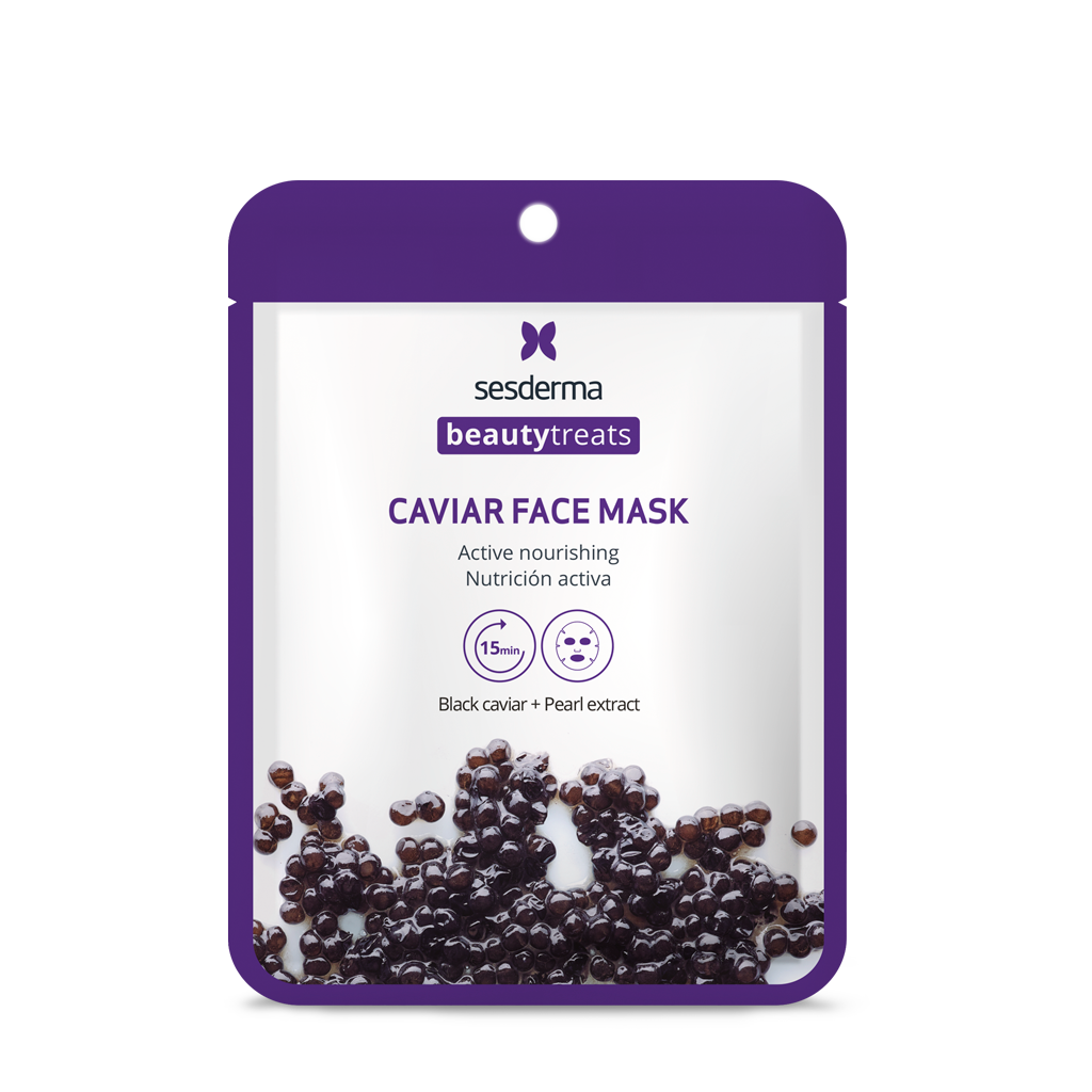 Máscara facial Wonder Ingredients Caviar