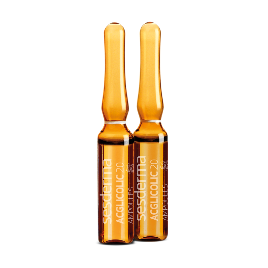 ACGLICOLIC 20 Ampoules Peeling Effect
