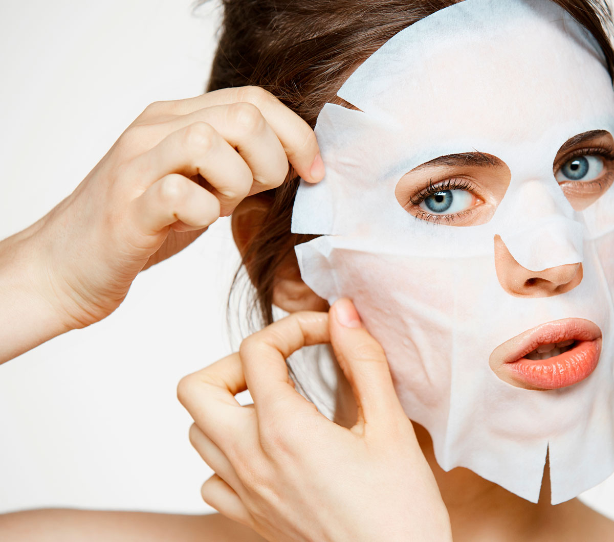Natural Lifting Therapy Mask