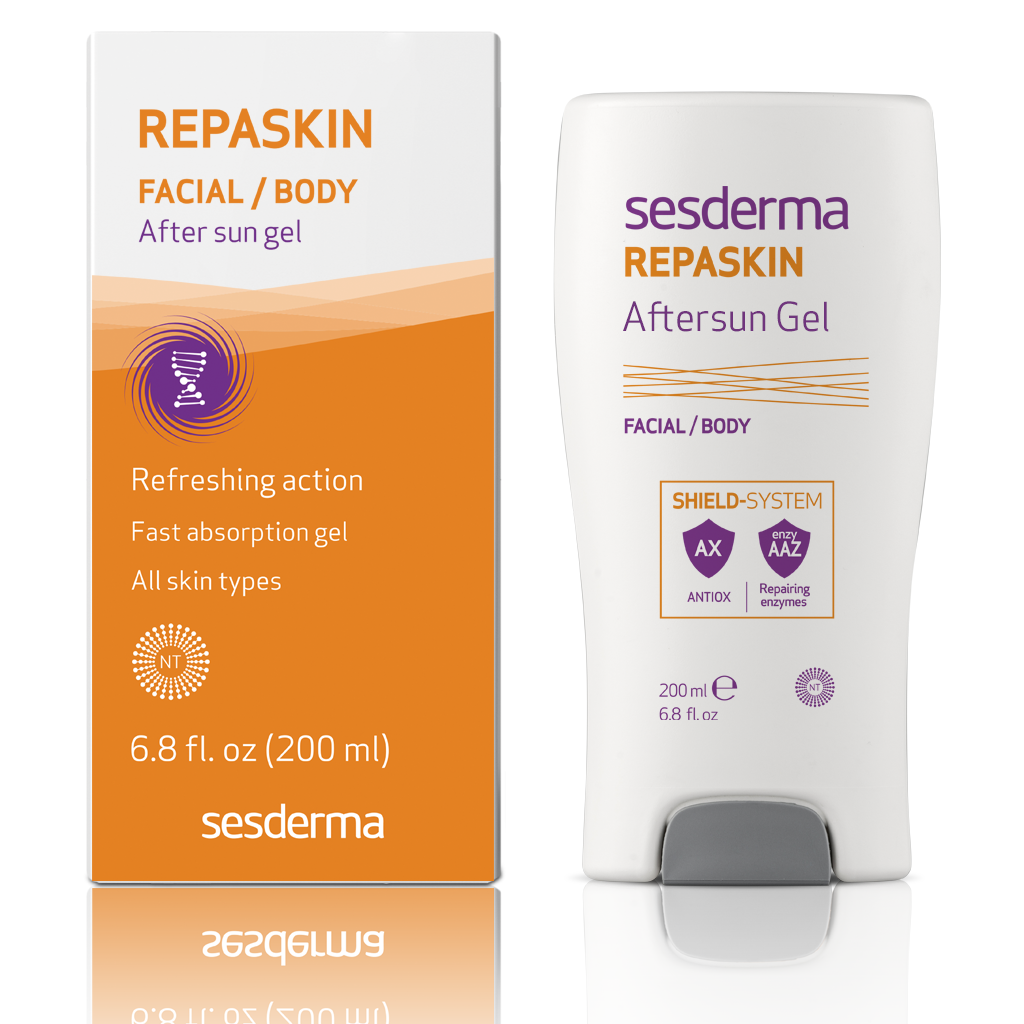REPASKIN Aftersun Gel 6.8 fl. Oz